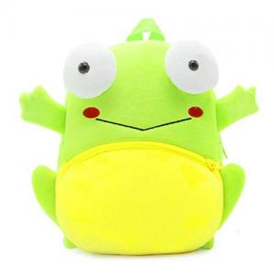 Kids New Design Cartoon Plush School Bag For Wholesale  - 副本