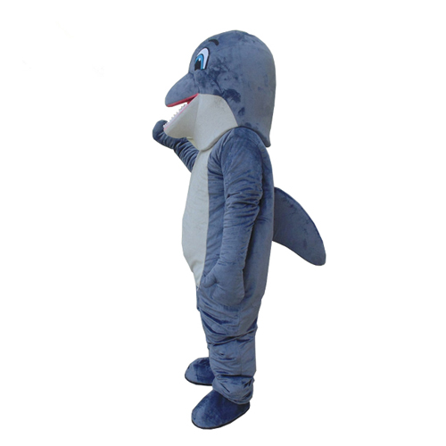 Dolphin cartoon mascot costumes  - 副本