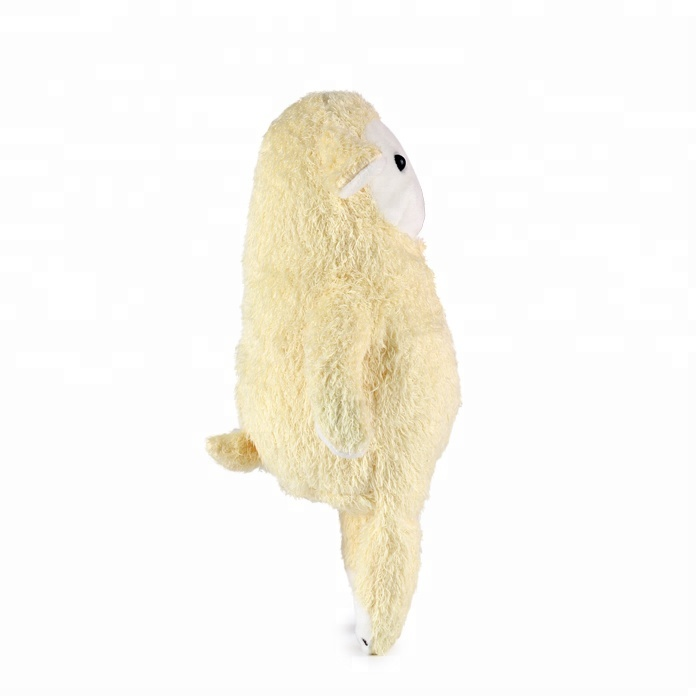 New design plush soft toys of standing sheep  - 副本