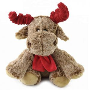 Plush moose christmas moose stuffed and plush toys