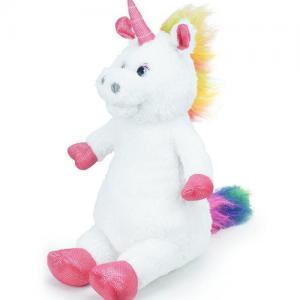 Customizable lovely soft baby unicorn plush toy
