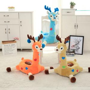 plush deer sofa
