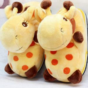 fashion plush toy Animal slipper Plush