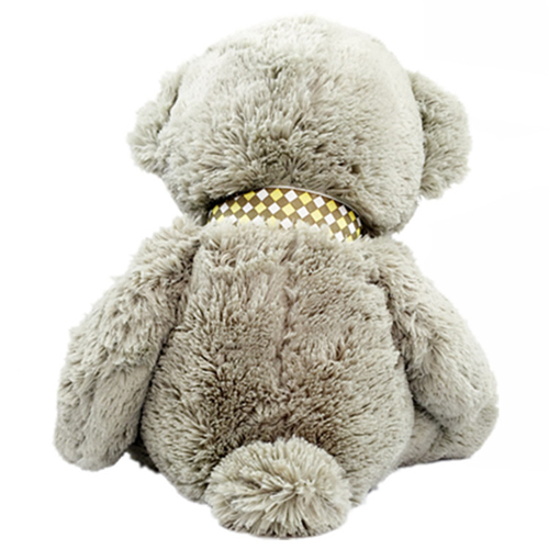 Luxury plush teddy bear toy plush bear toy with stuffed giant teddy bear