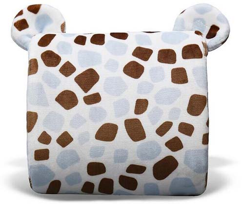 Customize memory foam plush cushion