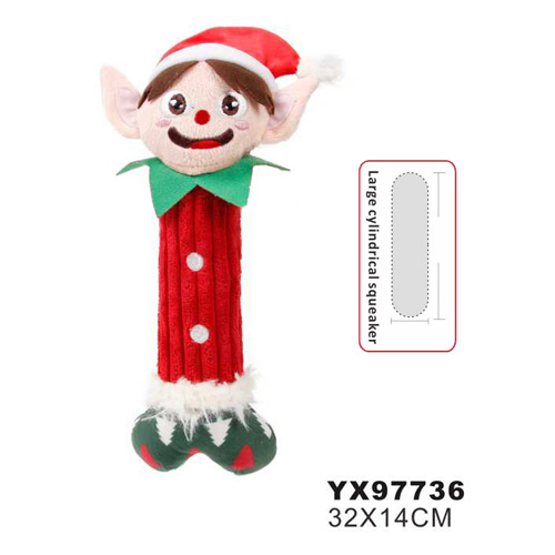 Christmas Squeaky dog toy pet
