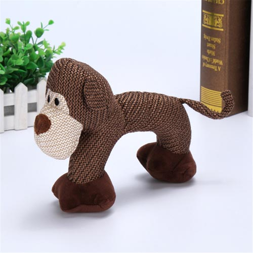 Durable Rope Plush Pet Toy
