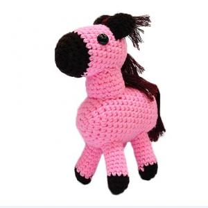 promotional gifts pink plush horse animal australia birthday party