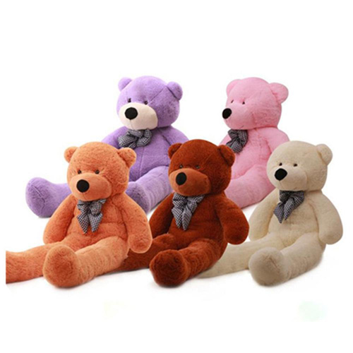 unstuffed plush animal teddy bear skins