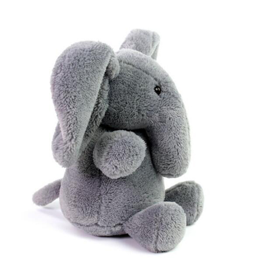 Cute plush big ears elephant toy