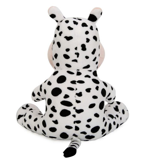 Kids gift plush cow toy