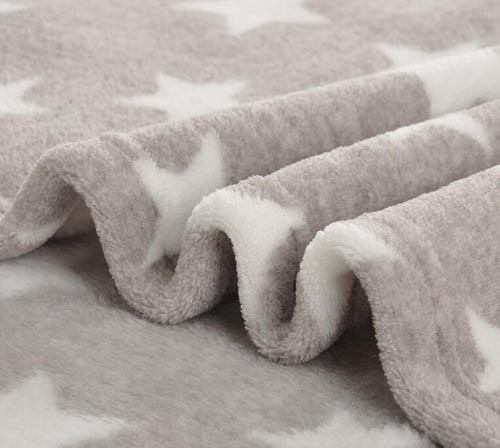 Super Soft Baby Thick Warm Winter Plush Custom Coral Blanket