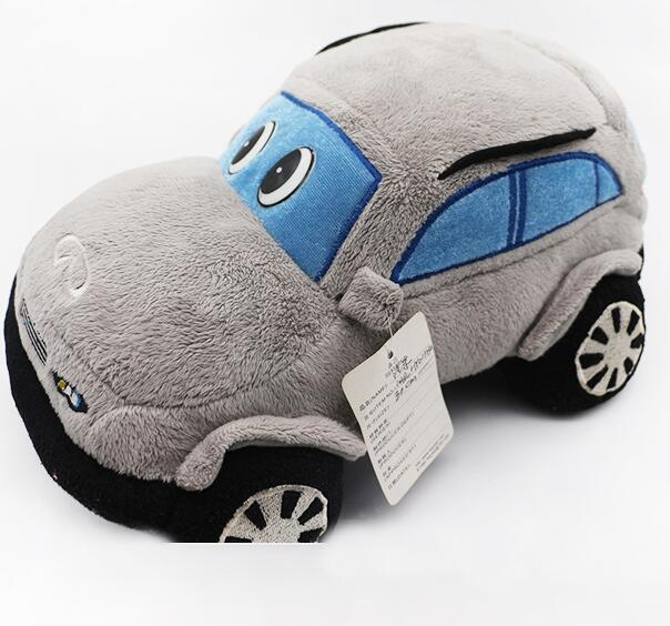 Factory Custom Design Educational plush kids car toy with English Study Multifunction customization