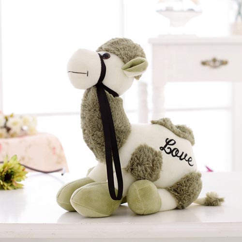 Popular top sale special design camel soft plush toy