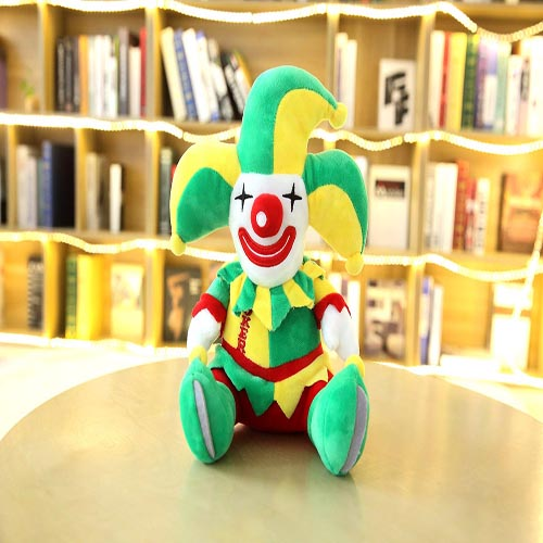 2020 plush stuffed toy peluches clown toy