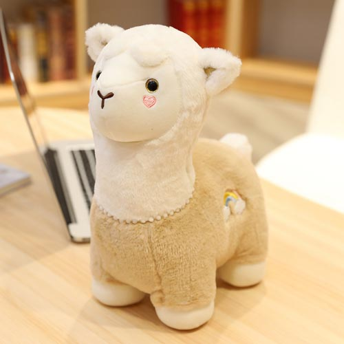 2020 valentine gift cute plush alpaca toy