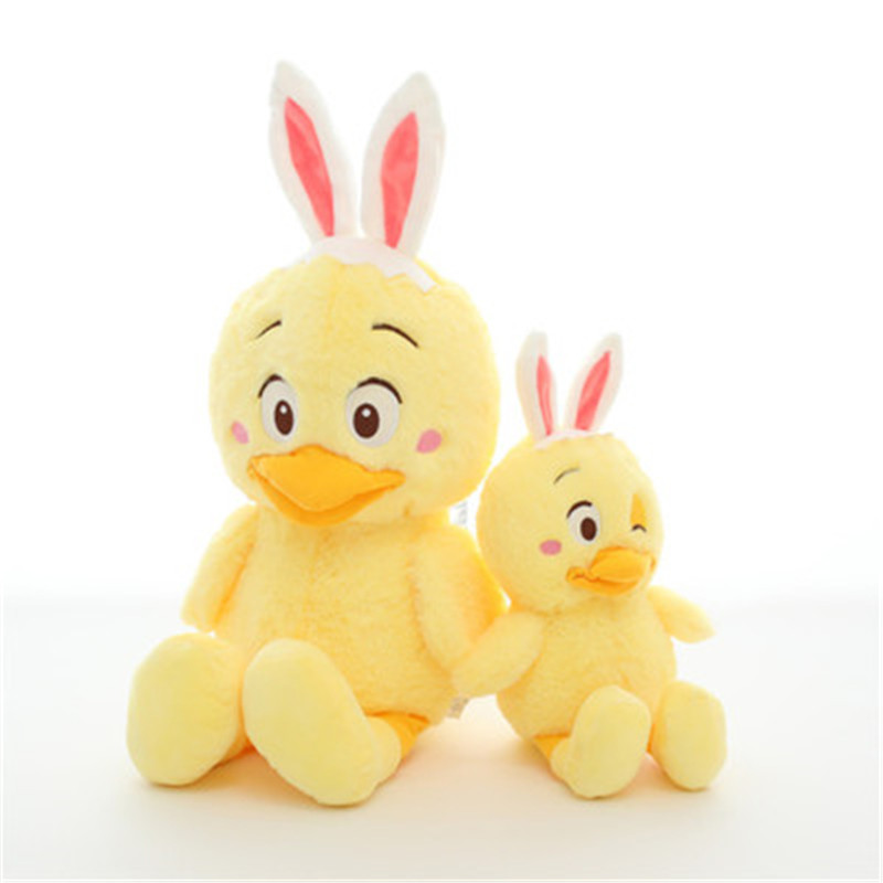 2020 new soft rabbit chicken doll stuffed plush easter bunny soft toy for kids