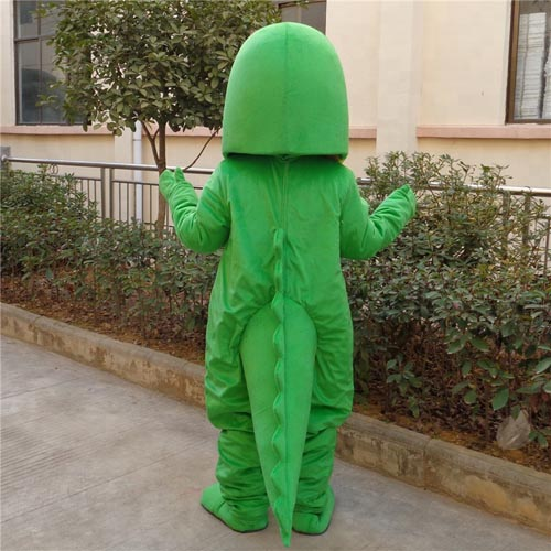 plush animal crocodile mascot costume