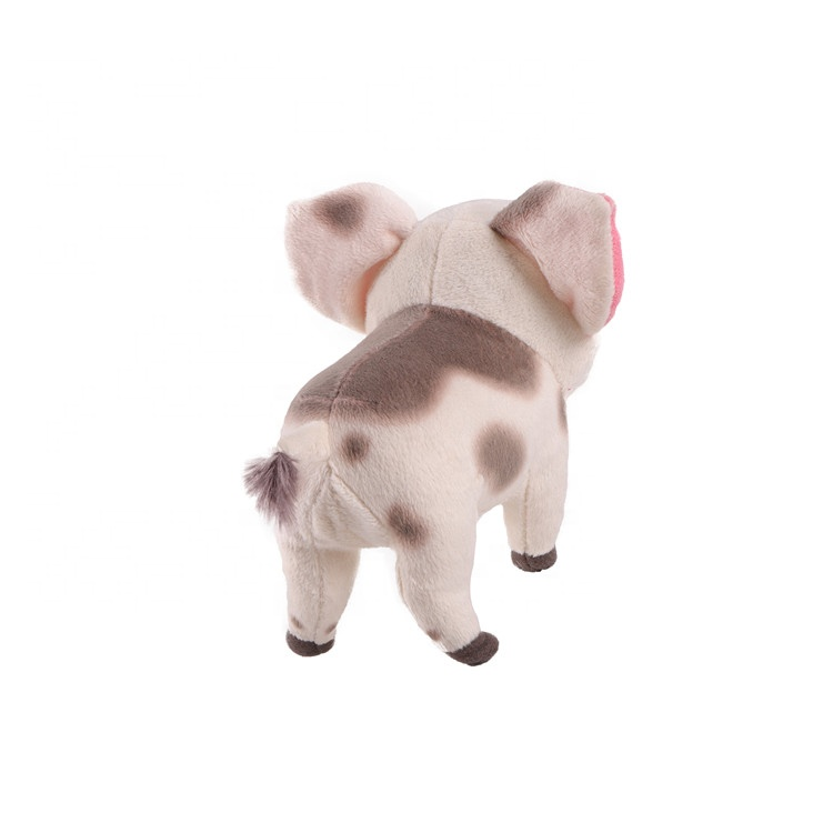plush stuffed animals pink pig soft toys for promotion gifts