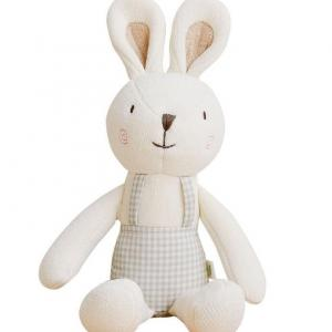 Organic Cotton Rabbit toy