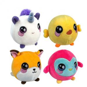 Customized Squishy Plush Squeeze Toys