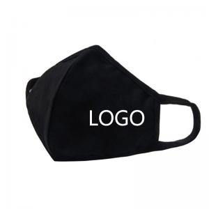 Custom Replaceable Filter Air pollution Reusable Cotton Fabric Face Mask