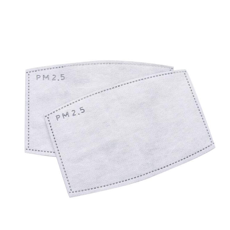 Anti Dust Face Mask Cotton Mask PM2.5 Activated Carbon Mask Filter
